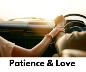 Patience and love